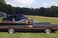 Jennifer's On Batmobile