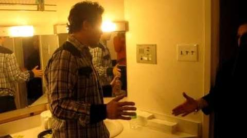 Stephen Meets John Leguizamo