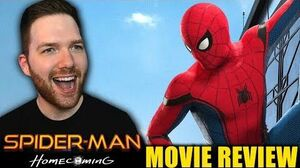 Spider-Man- Homecoming - Movie Review
