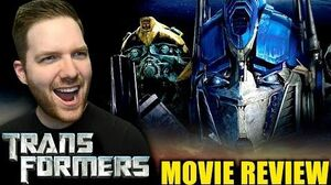 Transformers - Movie Review