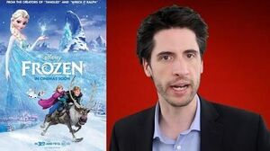 Frozen - Jeremy Jahns' Review