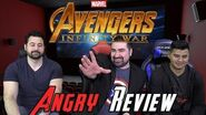 Avengers Infinity War - Angry Spoilers Review Discussion!