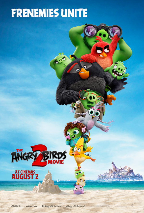 The Angry Birds Movie 2 Greatest Movies Wiki Fandom