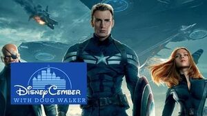 Captain America- The Winter Soldier - Disneycember 2015