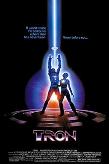 220px-Tron poster