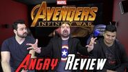 Avengers Infinity War - Angry Movie Review! No Spoilers