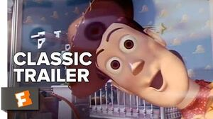 Toy Story (1995) Trailer 1 Movieclips Classic Trailers