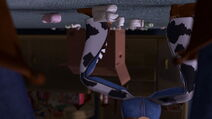 Toy Story 2 (1999) - Jessie's Dramatic Debut!