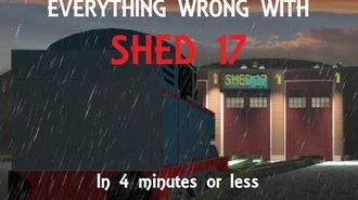 Everything Wrong with Shed 17 (Parody)