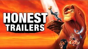 Honest Trailers - The Lion King (feat