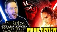 Star Wars- The Force Awakens - Movie Review