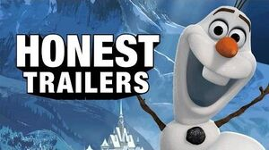 Frozen - Honest Trailers