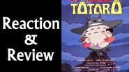 Reaction & Review My Neighbor Totoro
