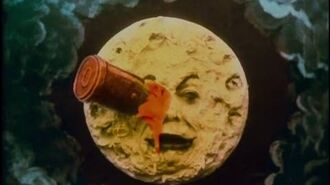 Le Voyage dans La Lune 1902 -FULL HD 1080p - COLOR- - A Trip to the Moon - Viaje a la Luna -AIR