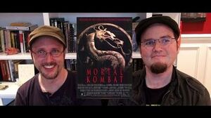 Nostalgia Critic Real Thoughts On Mortal Kombat