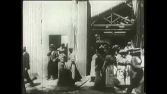 The First Film in the History December 28 1895 The Lumiere Brothers