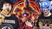 AVENGERS INFINITY WAR - MOVIE REVIEW!!! (Non Spoiler)