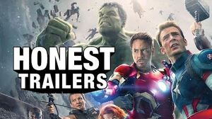 Honest Trailers - Avengers- Age of Ultron