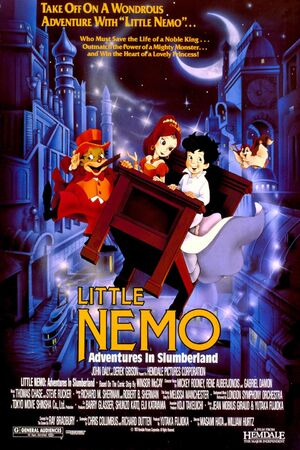 Little Nemo Adventures in Slumberland (1989)