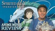 Spirited Away Review (with Special Guest Comic Uno)