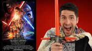 Star Wars- The Force Awakens movie review