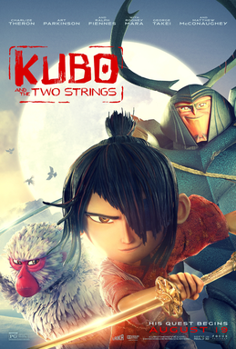 File:Kubo and the Two Strings poster.png