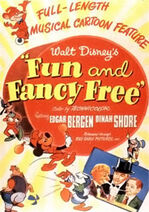 Walt Disney's Fun & Fancy Free!