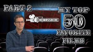 Top 50 Favorite Films PART 2