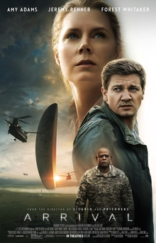 Arrival, Movie Poster
