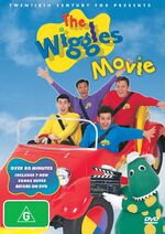 The Wiggles Movie DVDCover