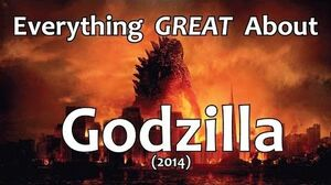 Everything GREAT About Godzilla! (2014)