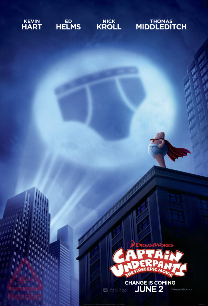 captain underpants the first epic movie greatest movies wikia