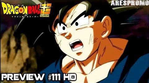 Dragon Ball Super Episode 111 Preview HD Hit Vs Jiren