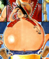 Luffy Fat WP