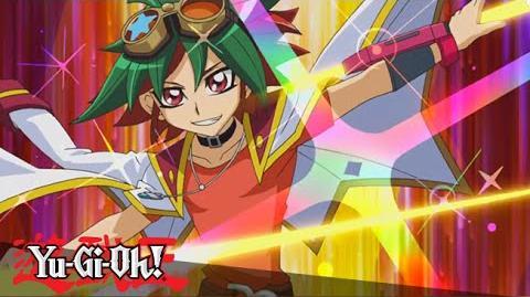 "Yu-Gi-Oh! ARC-V Season 1 Opening Theme ""Can you Feel the Power"" (English)"