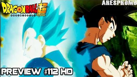 Dragon Ball Super Episode 112 Preview HD Vegeta's Resolve!