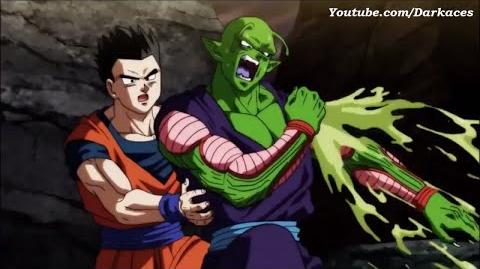 Gohan & Piccolo vs the Hermila & Prum-Dragon Ball Super Episode 106 Eng Sub HD