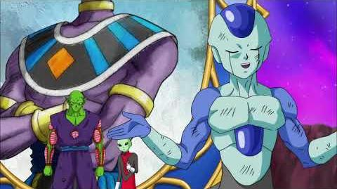 Frost True Identity English Dub - Dragon Ball Super Episode 34