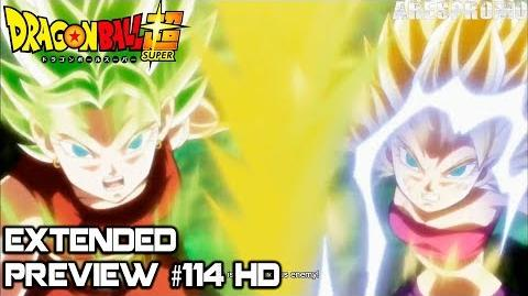 Dragon Ball Super Episode 114 English Subbed Extended Preview HD Intimidating Passion!