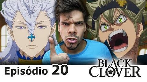 ASTA DECLARA GUERRA - Black Clover 20
