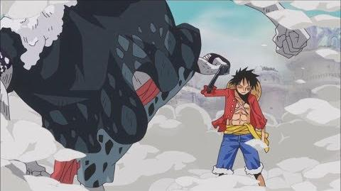 Luffy VS Hordy Jones English Dubbed