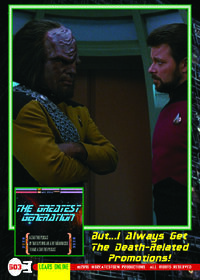 Trading cards 00503
