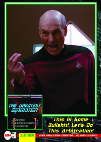 Trading cards 00604