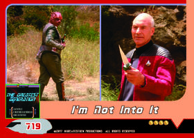 Trading cards 00719
