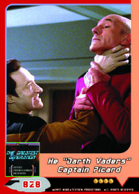 Trading cards 00828