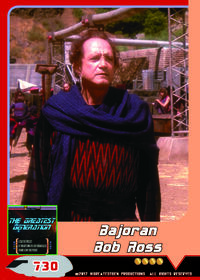 Trading cards 00730
