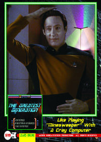Trading cards 00519