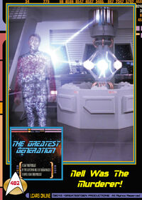 Trading cards 00402