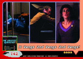 Trading cards 00742