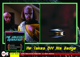 Trading cards 00707